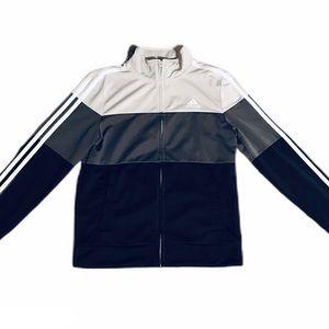 Boys Adidas Zip up Jacket size Med 10/12